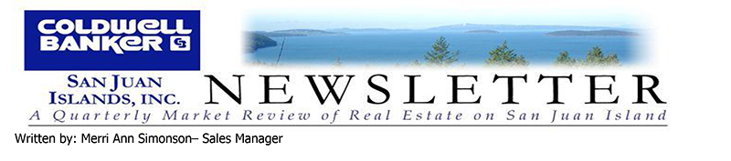 Coldwell Banker Real Estate Market Report