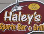Haley's Sports Bar & Grill